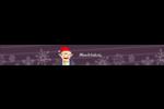 Petit Lutin de Noël Étiquettes enveloppantes - gabarit prédéfini. <br/>Utilisez notre logiciel Avery Design & Print Online pour personnaliser facilement la conception.