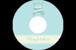 Chariot à crème glacée Étiquettes de classement - gabarit prédéfini. <br/>Utilisez notre logiciel Avery Design & Print Online pour personnaliser facilement la conception.