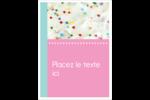 Planificateur de fêtes Étiquettes rondes - gabarit prédéfini. <br/>Utilisez notre logiciel Avery Design & Print Online pour personnaliser facilement la conception.