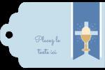 Première communion Étiquettes imprimables - gabarit prédéfini. <br/>Utilisez notre logiciel Avery Design & Print Online pour personnaliser facilement la conception.