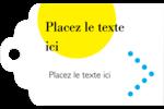 Traitement couleur Étiquettes imprimables - gabarit prédéfini. <br/>Utilisez notre logiciel Avery Design & Print Online pour personnaliser facilement la conception.