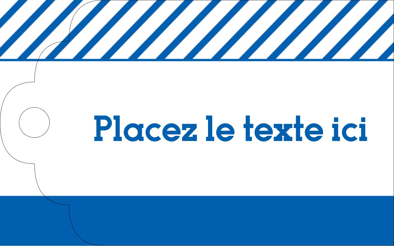 Typographie Étiquettes imprimables - gabarit prédéfini. <br/>Utilisez notre logiciel Avery Design & Print Online pour personnaliser facilement la conception.
