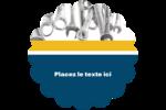 Outils de l'entrepreneur Étiquettes rondes - gabarit prédéfini. <br/>Utilisez notre logiciel Avery Design & Print Online pour personnaliser facilement la conception.