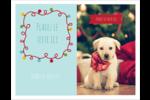 Les gabarits Lumières de Noël pour votre prochain projet des Fêtes Cartes Et Articles D'Artisanat Imprimables - gabarit prédéfini. <br/>Utilisez notre logiciel Avery Design & Print Online pour personnaliser facilement la conception.