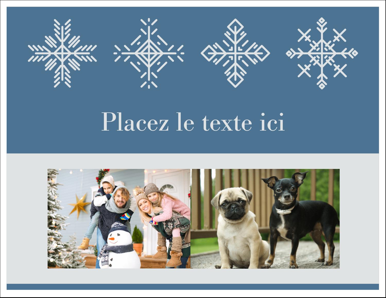 """8½"""" x 11"""" Cartes Et Articles D'Artisanat Imprimables - Les gabarits Flocons de neige pour votre prochain projet des Fêtes"""