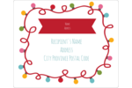 colourfully brighten custom projects with pre-designed Holiday Lights templates.