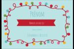 Les gabarits Lumières de Noël pour votre prochain projet des Fêtes Étiquettes à codage couleur - gabarit prédéfini. <br/>Utilisez notre logiciel Avery Design & Print Online pour personnaliser facilement la conception.