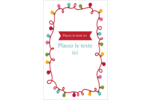 Les gabarits Lumières de Noël pour votre prochain projet des Fêtes Reliures - gabarit prédéfini. <br/>Utilisez notre logiciel Avery Design & Print Online pour personnaliser facilement la conception.