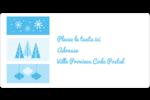 Les gabarits Pays des merveilles hivernales rétro pour votre prochain projet créatif Étiquettes de classement écologiques - gabarit prédéfini. <br/>Utilisez notre logiciel Avery Design & Print Online pour personnaliser facilement la conception.