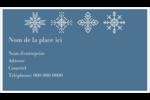 Les gabarits Flocons de neige pour votre prochain projet des Fêtes Carte d'affaire - gabarit prédéfini. <br/>Utilisez notre logiciel Avery Design & Print Online pour personnaliser facilement la conception.
