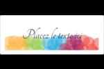 Lumières du Nouvel An  Étiquettes d'adresse - gabarit prédéfini. <br/>Utilisez notre logiciel Avery Design & Print Online pour personnaliser facilement la conception.