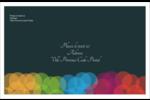 Lumières du Nouvel An  Étiquettes d'expédition - gabarit prédéfini. <br/>Utilisez notre logiciel Avery Design & Print Online pour personnaliser facilement la conception.