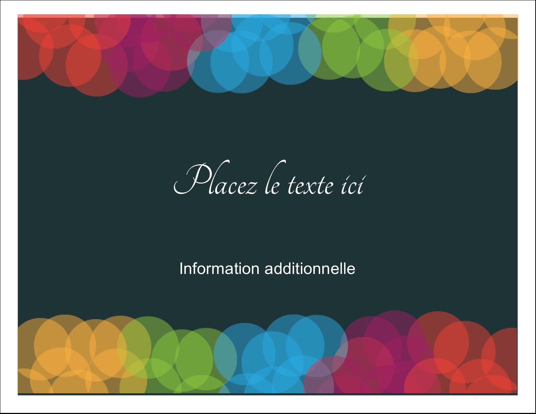 """8½"""" x 11"""" Cartes Et Articles D'Artisanat Imprimables - Lumières du Nouvel An"""