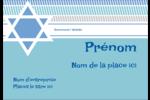 Étoile de Hanoukka Étiquettes à codage couleur - gabarit prédéfini. <br/>Utilisez notre logiciel Avery Design & Print Online pour personnaliser facilement la conception.
