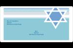 Étoile de Hanoukka Étiquettes de classement écologiques - gabarit prédéfini. <br/>Utilisez notre logiciel Avery Design & Print Online pour personnaliser facilement la conception.