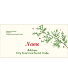 Infuse natural beauty into custom projects with pre-designed Holly Berries templates.