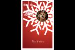 Les gabarits Flocons de neige en feutre pour votre prochain projet des Fêtes Cartes Et Articles D'Artisanat Imprimables - gabarit prédéfini. <br/>Utilisez notre logiciel Avery Design & Print Online pour personnaliser facilement la conception.