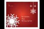 Les gabarits Flocons de neige en feutre pour votre prochain projet des Fêtes Étiquettes D'Adresse - gabarit prédéfini. <br/>Utilisez notre logiciel Avery Design & Print Online pour personnaliser facilement la conception.