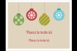 Les gabarits Boules décoratives artisanales pour votre prochain projet des Fêtes Cartes Et Articles D'Artisanat Imprimables - gabarit prédéfini. <br/>Utilisez notre logiciel Avery Design & Print Online pour personnaliser facilement la conception.
