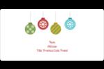 Les gabarits Boules décoratives artisanales pour votre prochain projet des Fêtes Étiquettes de classement écologiques - gabarit prédéfini. <br/>Utilisez notre logiciel Avery Design & Print Online pour personnaliser facilement la conception.