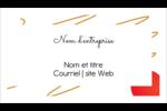 Boules de Noël Carte d'affaire - gabarit prédéfini. <br/>Utilisez notre logiciel Avery Design & Print Online pour personnaliser facilement la conception.