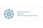 Les gabarits Flocon de neige bleu pour votre prochain projet des Fêtes Intercalaires / Onglets - gabarit prédéfini. <br/>Utilisez notre logiciel Avery Design & Print Online pour personnaliser facilement la conception.