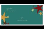 Étoiles du Nouvel An Étiquettes de classement écologiques - gabarit prédéfini. <br/>Utilisez notre logiciel Avery Design & Print Online pour personnaliser facilement la conception.