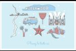 Les gabarits Fêtes à Los Angeles pour votre prochain projet des Fêtes Cartes de souhaits pliées en deux - gabarit prédéfini. <br/>Utilisez notre logiciel Avery Design & Print Online pour personnaliser facilement la conception.