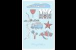 Les gabarits Fêtes à Los Angeles pour votre prochain projet des Fêtes Cartes Et Articles D'Artisanat Imprimables - gabarit prédéfini. <br/>Utilisez notre logiciel Avery Design & Print Online pour personnaliser facilement la conception.