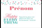 Les gabarits Happy Everything pour votre prochain projet Badges - gabarit prédéfini. <br/>Utilisez notre logiciel Avery Design & Print Online pour personnaliser facilement la conception.