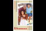 Les gabarits Kwanzaa pour votre prochain projet des Fêtes Reliures - gabarit prédéfini. <br/>Utilisez notre logiciel Avery Design & Print Online pour personnaliser facilement la conception.