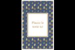 Motif HanouNoël Reliures - gabarit prédéfini. <br/>Utilisez notre logiciel Avery Design & Print Online pour personnaliser facilement la conception.