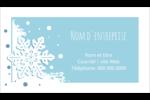 Les gabarits Flocons de neige découpés pour votre prochain projet Carte d'affaire - gabarit prédéfini. <br/>Utilisez notre logiciel Avery Design & Print Online pour personnaliser facilement la conception.