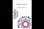 Ruban Divali Cartes Et Articles D'Artisanat Imprimables - gabarit prédéfini. <br/>Utilisez notre logiciel Avery Design & Print Online pour personnaliser facilement la conception.