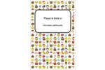 Émojis des Fêtes Cartes Et Articles D'Artisanat Imprimables - gabarit prédéfini. <br/>Utilisez notre logiciel Avery Design & Print Online pour personnaliser facilement la conception.