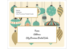 Add decorative, stylish charm to projects with pre-designed Ornament Pattern templates.