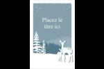 Les gabarits Cerfs en forêt pour votre prochain projet Cartes Et Articles D'Artisanat Imprimables - gabarit prédéfini. <br/>Utilisez notre logiciel Avery Design & Print Online pour personnaliser facilement la conception.