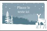 Les gabarits Cerfs en forêt pour votre prochain projet Cartes de souhaits pliées en deux - gabarit prédéfini. <br/>Utilisez notre logiciel Avery Design & Print Online pour personnaliser facilement la conception.
