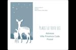 Les gabarits Cerfs en forêt pour votre prochain projet Étiquettes D'Adresse - gabarit prédéfini. <br/>Utilisez notre logiciel Avery Design & Print Online pour personnaliser facilement la conception.