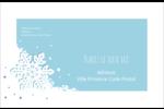 Les gabarits Flocons de neige découpés pour votre prochain projet Étiquettes d'expédition - gabarit prédéfini. <br/>Utilisez notre logiciel Avery Design & Print Online pour personnaliser facilement la conception.