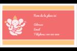 Ganesh Divali  Carte d'affaire - gabarit prédéfini. <br/>Utilisez notre logiciel Avery Design & Print Online pour personnaliser facilement la conception.