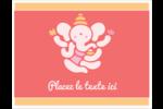Ganesh Divali  Cartes Et Articles D'Artisanat Imprimables - gabarit prédéfini. <br/>Utilisez notre logiciel Avery Design & Print Online pour personnaliser facilement la conception.