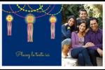 Lanternes Divali Cartes de souhaits pliées en deux - gabarit prédéfini. <br/>Utilisez notre logiciel Avery Design & Print Online pour personnaliser facilement la conception.