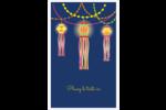 Lanternes Divali Cartes Et Articles D'Artisanat Imprimables - gabarit prédéfini. <br/>Utilisez notre logiciel Avery Design & Print Online pour personnaliser facilement la conception.