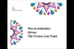 Ruban Divali Étiquettes D'Adresse - gabarit prédéfini. <br/>Utilisez notre logiciel Avery Design & Print Online pour personnaliser facilement la conception.