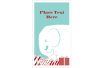 Add humor and charm to custom projects with pre-designed White Elephant templates.