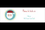 Père Noël Intercalaires / Onglets - gabarit prédéfini. <br/>Utilisez notre logiciel Avery Design & Print Online pour personnaliser facilement la conception.