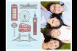 Les gabarits Fêtes à Londres pour votre prochain projet Cartes Et Articles D'Artisanat Imprimables - gabarit prédéfini. <br/>Utilisez notre logiciel Avery Design & Print Online pour personnaliser facilement la conception.