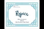 « Rejoice » écrit à la main Étiquettes D'Adresse - gabarit prédéfini. <br/>Utilisez notre logiciel Avery Design & Print Online pour personnaliser facilement la conception.