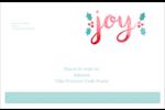« Joy » écrit à la main Étiquettes d'expédition - gabarit prédéfini. <br/>Utilisez notre logiciel Avery Design & Print Online pour personnaliser facilement la conception.